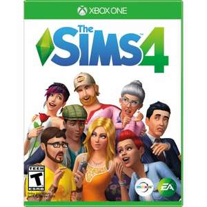 Sims 4 Xbox One £26 @ Tesco Instore