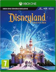 Disneyland Adventures Xbox One - £14.99 @Game