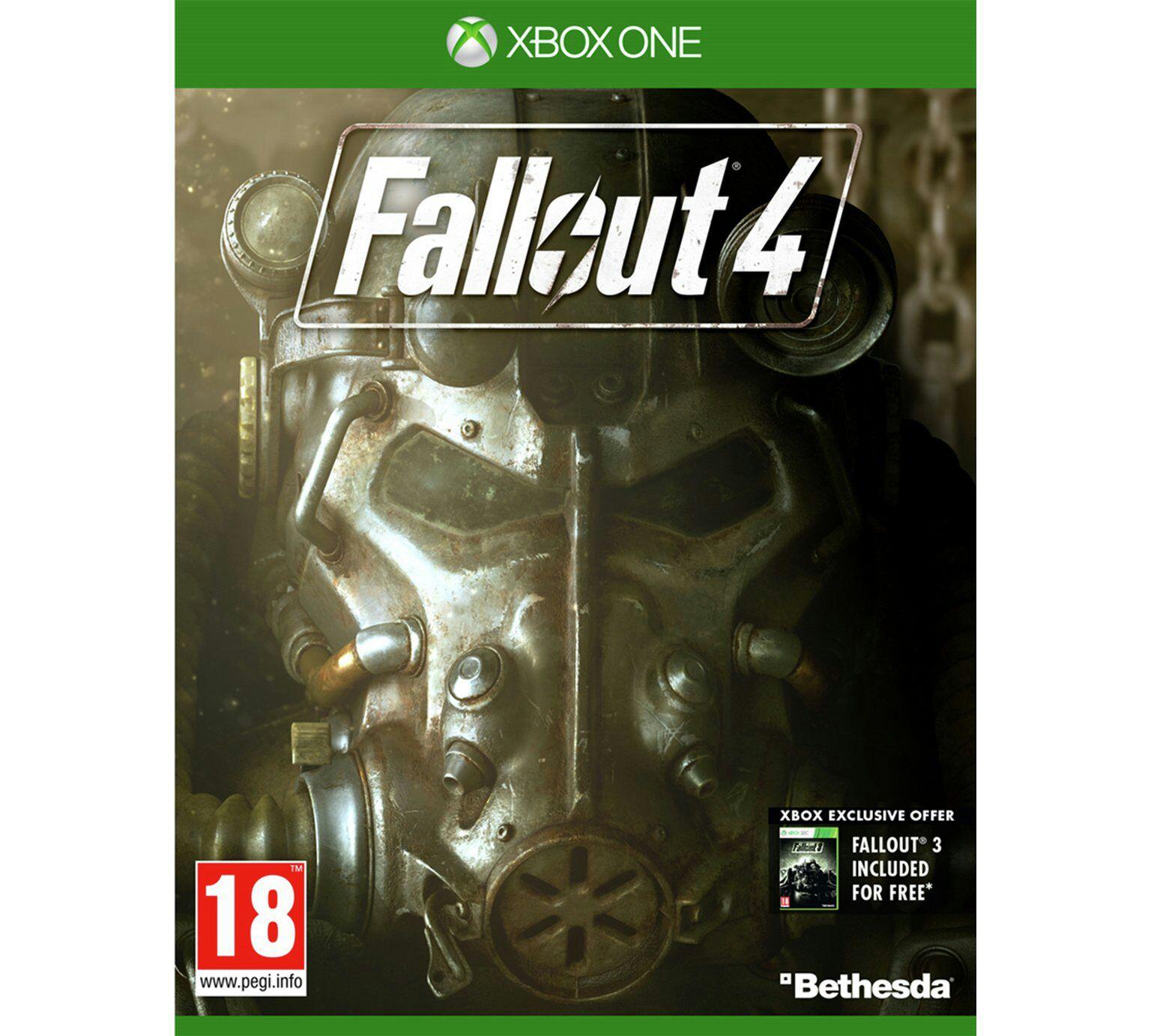 Fallout 4 Xbox One £9.49 @ Argos / £9.12 @ Gameseek