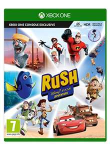 Rush: A Disney Pixar Adventure (Xbox One) at Amazon including delivery - £14.99