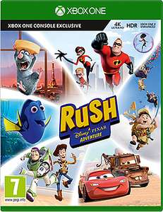 Rush: A Disney Pixar Adventure (Xbox One) at Game Free UK delivery or collect at store - £14.99