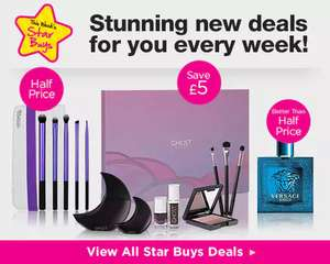 Some gifts now 75% off at Superdrug (Free C+C)