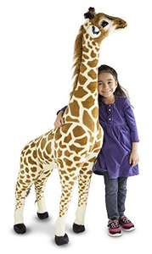 Giant Giraffe Melissa & Doug was £74.56 - now  £43.58 @ Amazon