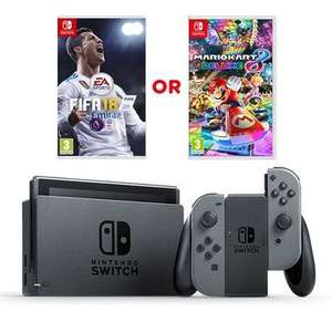 Nintendo Switch Bundle £314.99 @ Smyths