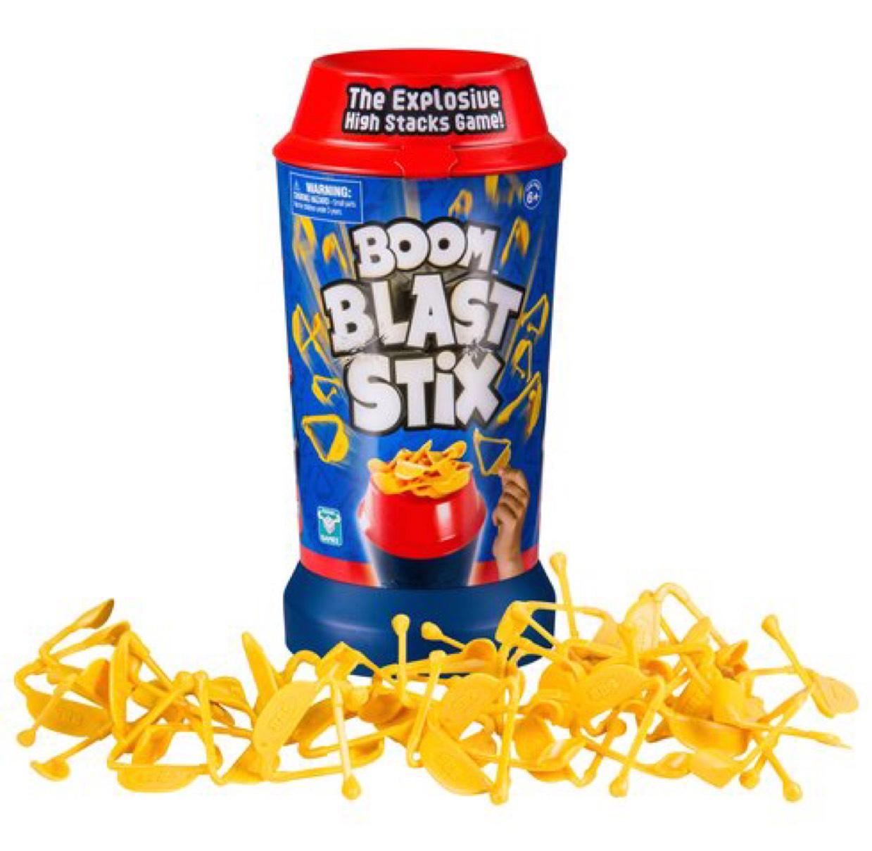 Boom blast stix £8.12 Prime Exclusive @ Amazon