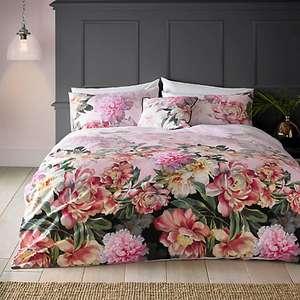 Ted Baker painted posie bedding now half price. Free delivery ed Double Duvet was £90 now £45 @ John Lewis