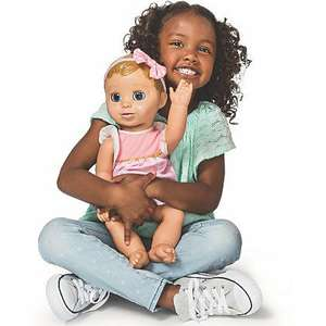 Luvabella doll at Asda (small saving) £89.99 C+C @ Asda George