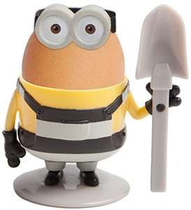 Despicable Me 3 Minions Egg Cup and Shovel (Back In Stock) @ Amazon £5.99 (Prime)