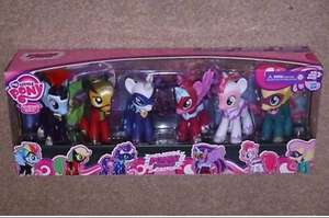6pk of my little pony £29.99 @ home Bargains in store only