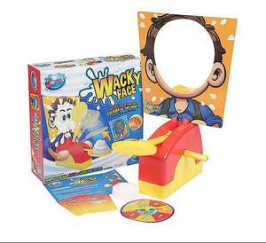 Wacky Face £5 + £3 Del clearance at Tesco Direct (sold by The Entertainer)