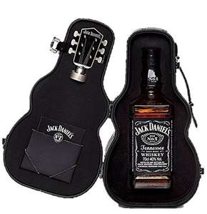 Jack Daniel's Old No.7 Guitar Case Whisky Gift Pack, 70 cl £31.99 @ Amazon