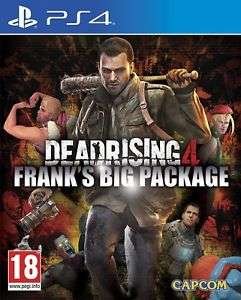 Dead Rising 4: Franks Big Package PS4 - £24.99 @ Ebay-monsterbid-monstershop