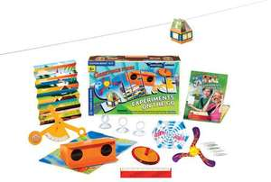 Science Experiments On The Go - £1.56 + £2.95 delivery @ Bright Minds