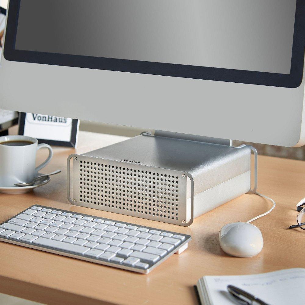 Adjustable Stand for desktops and displays - £24.99 delivered @ Domu.co.uk