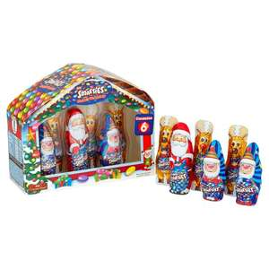 Nestle Smarties Santa's Workshop / Milkybar Christmas Workshop / After Eight Selection Pack Half Price £1.50 @ Tesco from 18/12