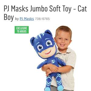 PJ masks cat boy now £12.49 @ Argos