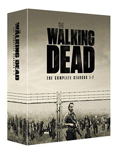 The Walking Dead Seasons 1-7 [Blu-ray] [2017] £44.99 @ amazon