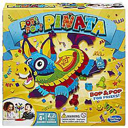 Pop Pop Pinata Game - Was £16! now £6 / £9 delivered @ Tesco Direct