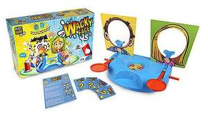 Play and Win Wacky Face VS Game - Was £25! now £7.50 / £10.50 delivered @ Tesco Direct