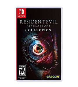 Nintendo Switch Resident Evil Revelations Collection £36.98 + £3.19 delivery @ Amazon Global Store
