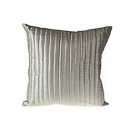 Catherine Lansfield Home Generic Ivory Cushion Cover - Was £12.50! now £5 free C+C @ Tesco Direct