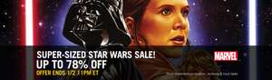 Super-Sized Star Wars Sale! - at Comixology - up to 78% off