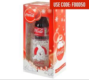 Coca-Cola Chiller Mug and Bottle - £12.99 / £6.50 using code @ Argos