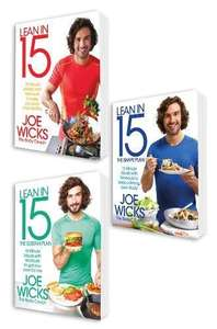 Lean In 15 x3 Books - £13.50 delivered @ Amazon