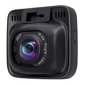 Aukey ds1 1080p Dashcam - £33.99 with £8 off promo - Sold by yueying and Fulfilled by Amazon