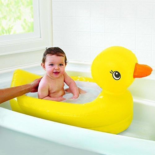 Munchkin White Hot Inflatable Duck Tub - Baby Bath - £6 Prime / £10.75 non Prime @ Amazon