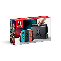 Nintendo Switch with Mario + Rabbids Kingdom Battle, Mario Kart 8 and Zelda BOTW - £349 free C+C at Tesco