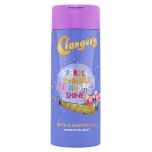 Clangers Bath & Shower Gel 400ml - 39p instore @ Home Bargains