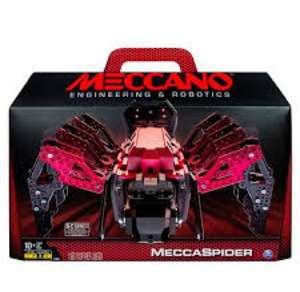 Meccano MeccaSpider Robotic Set - £59.99 delivered @ John Lewis