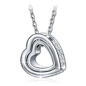 SWAROVSKI® Heart Necklace £9.99 @ Amazon