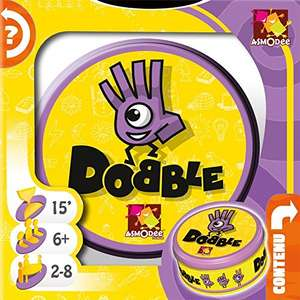 Cheapest Price - Dobble Card Game, Perfect for Christmas Day! £7.99 Prime / £11.98 non Prime @ Amazon