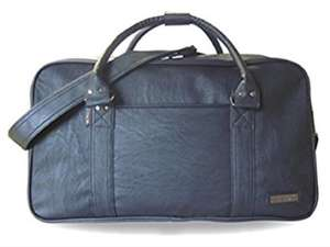Mens' Ben Sherman weekend bag £28 black or brown on Amazon DOTD