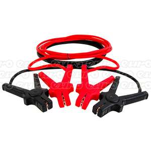 25mm² cable,  Jump leads 5mtr long @ Euro Car parts, Use code: GLOBALXMAS2 - £14.71 + Topcashback