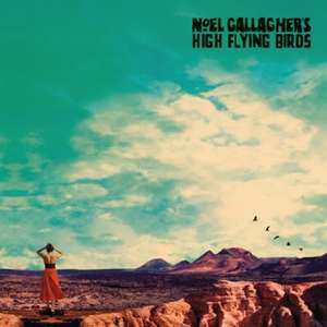 Noel Gallagher's High Flying Birds - Who Built the Moon? £6.99 (Prime) £8.98 (Non Prime) @ Amazon