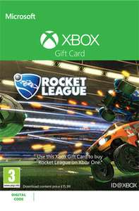 Rocket league for Xbox one £8.99. @ Cdkeys