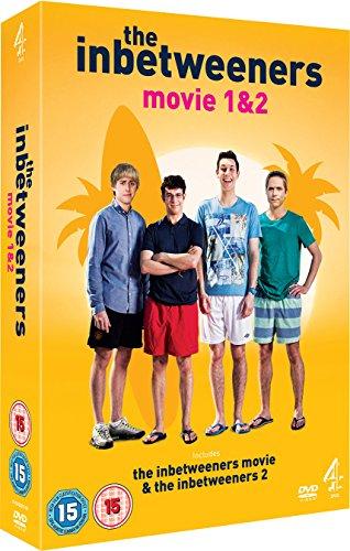 Inbetweeners Movies (1 & 2) on DVD - £5.32 Prime / £7.31 non Prime @ Amazon