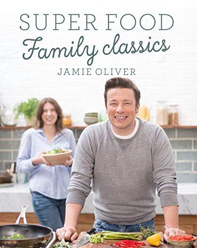 Super Food Family Classics by Jamie Oliver - £6.76 Prime / £9.75 non Prime @ Amazon