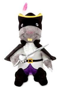 "Highway Rat 9"" soft toy was £19.99 now £13.58 delivered for Christmas with code @ Hive"