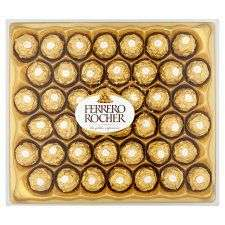 Ferrero Rocher 42-Pack 525g £8 @ Costco