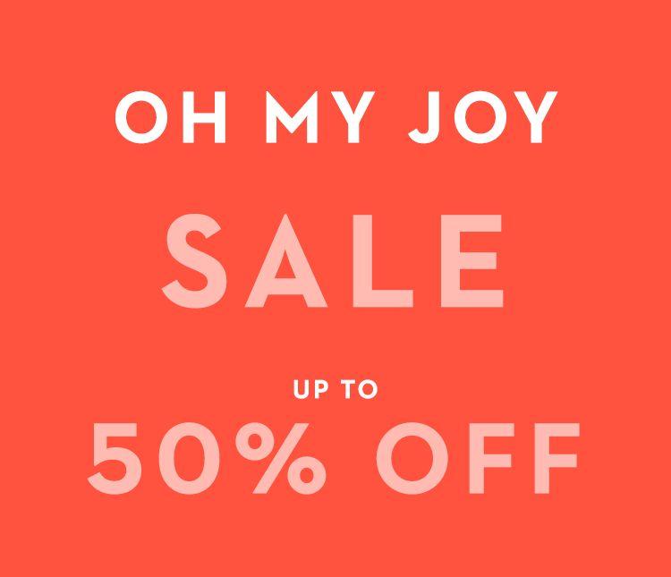 Boden 50% Sale Now Live