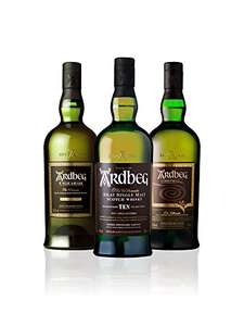 My favourite whisky. Ardbeg 10 year old. - £35 @ Amazon (Prime Exclusive) and also same price at Sainsburys