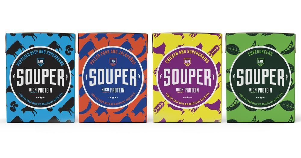 I Am Souper - 4 flavours - 69p each @ B&M (Reedswood)