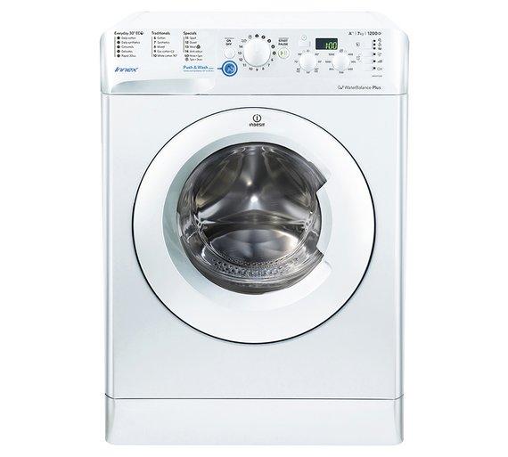 Indesit BWD71252WUK.R 7KG 1200 Spin Washing Machine - £179.99 @ Argos