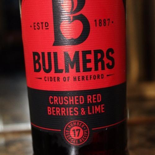 Bulmers 330ml bottle 59p @ homebargains