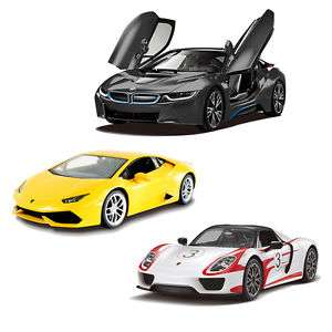 1:14 scale licensed rc cars - £12.99 @ thinkprice eBay