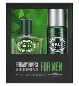 Save a 1/3 on Selected Brut @ Boots